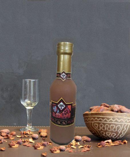 fondo botella licor 185 ml